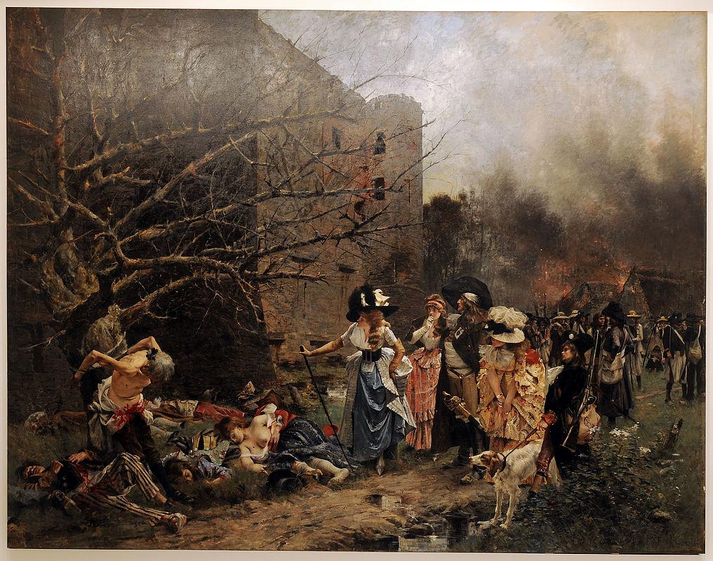 Trésors de Bretania: La levée des 300 000 hommes : début de la guerre civile